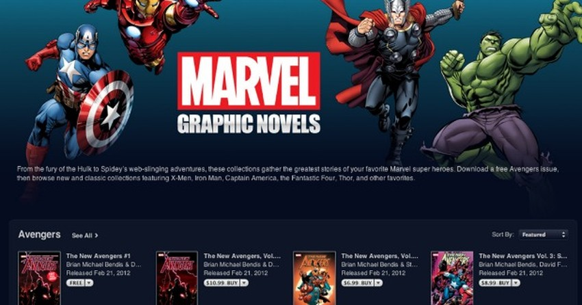 Marvel Comics para iPhone | Download | TechTudo