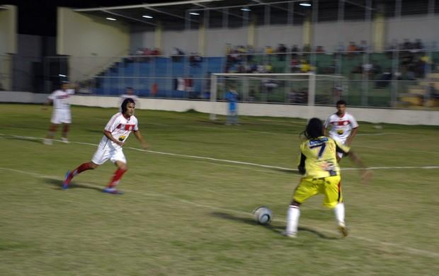 Santa Cruz-PB, Esporte de Patos, Campeonato Paraibano, 2ª divisão, Estádio da Graça (Foto: Richardson Gray / Globoesporte.com/pb)