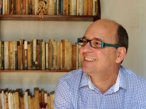 Luiz Ruffato (Foto: Divulgação/Luciana Branco Comunica)