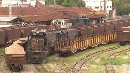 'Baú do Terra' mostra reportagem sobre ferrovia em Divinópolis