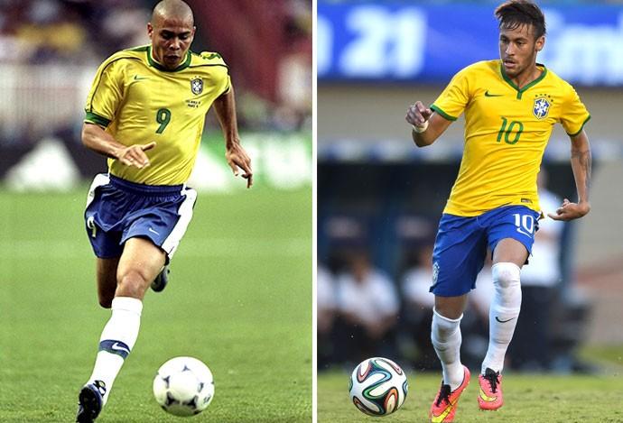 495fa18175 Fenomenal  Neymar tem números melhores do que Ronaldo em 1998 ...