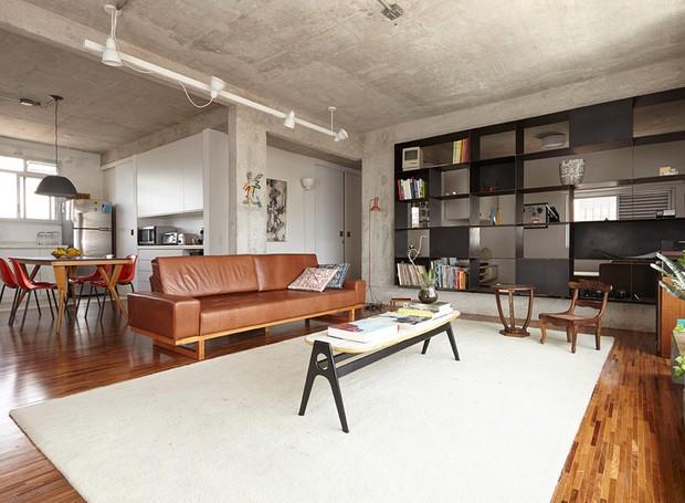 Reforma de apartamento deixa espa os funcionais e modernos casa e jardim decora o - Reformas de apartamentos ...