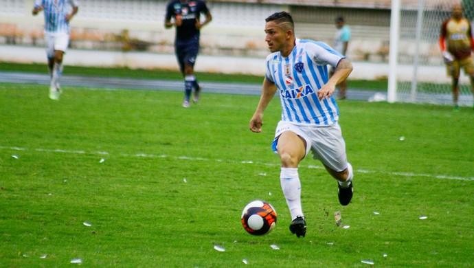 Wilkerson vem sendo um dos destaques do time do Paysandu (Foto: Fernando Torres/Paysandu)