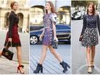Puro luxo: veja como foi a passagem de Marina Ruy Barbosa por Paris