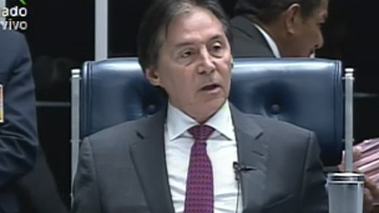 Foto: (Reprodução/TV Senado)