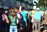 Torcedores da Chapecoense esgotam ingressos para o jogo com o Botafogo