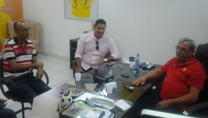 Guajará aguarda apenas a liberação do João Saldanha (Foto: Guajará Esporte Clube/Divulgação)