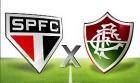 São Paulo x Fluminense  (Foto: Globo Esporte)