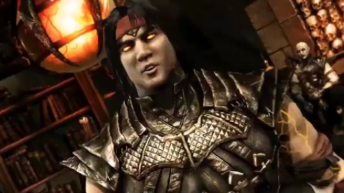 Liu Kang retornará em Mortal Kombat X e parece querer vingança contra Raiden (Foto: Reprodução/VG247)