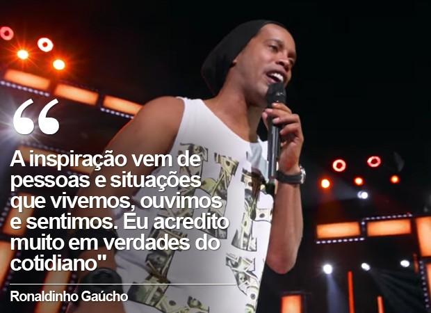 G1 Ronaldinho Celebra Hit Com Safadão E Quer Continuar A Atacar De