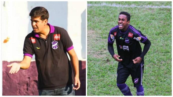 Rafael Soriano e Carlos Grevi (Foto: Carlos Grevi)