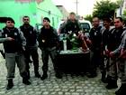 Polícia frustra tentativa de assalto a agência bancária na Paraíba