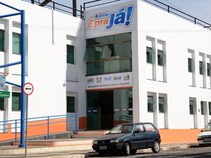 Sede do PAT de Sumaré (SP) (Foto: Edson Donizete)