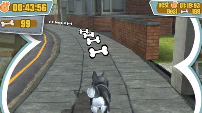 Tamagotchi: Sony copiou os Nintendogs no Vita (Foto: Reprodução/Google Play)