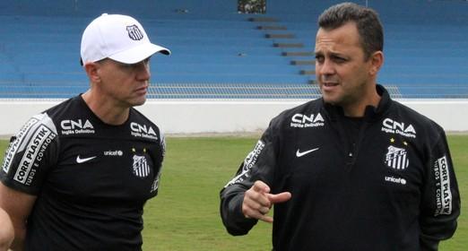 Mudança (Vinicius Vieira / Santos FC)