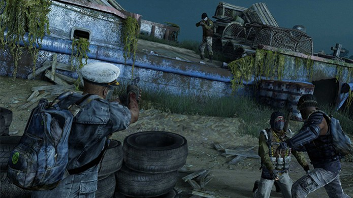 The Last of Us: Remastered recebe mapas e armas em atualização (Foto: PlayStation Lifestyle) (Foto: The Last of Us: Remastered recebe mapas e armas em atualização (Foto: PlayStation Lifestyle))