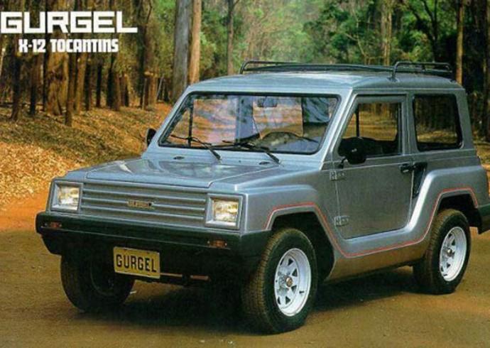 Gurgel (Foto: Reprodução)