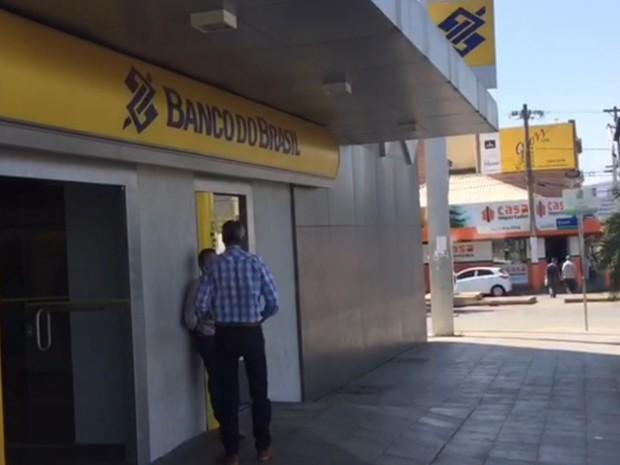 Banco do Brasil é condenado a indenizar cliente por demora em atendimento, em Goianésia, Goiás (Foto: Arquivo Pessoal/Mariza Silva)