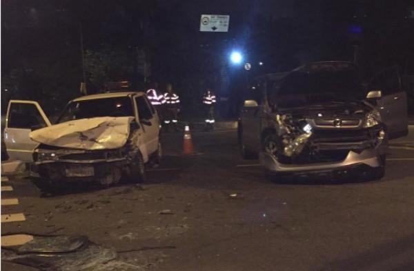 Thammy Miranda revela acidente de carro (Foto: Reprodução/Instagram)