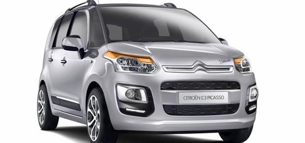 Citroën C3 Picasso (Foto: Citroën)