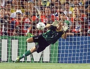 6fe4542d78 Taffarel é o melhor goleiro brasileiro nos últimos 25 anos