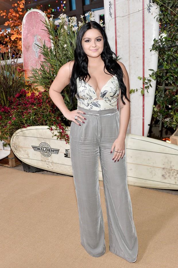 Ariel Winter em premiação em Los Angeles, nos Estados Unidos (Foto: Stefanie Keenan/ Getty Images)