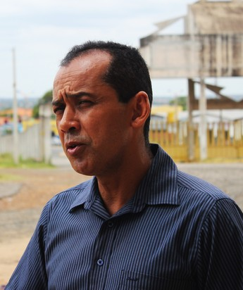Jacob Júnior presidente do Piauií (Foto: Antônio Fontes/GloboEsporte.com)