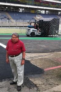 Chico Rosa, administrador de Interlagos (Foto: Fred Sabino)