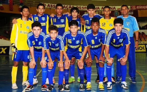 Equipe do Extremo Norte Sub-15 participa de competição na Venezuela em outubro, mas abre vagas para novos atletas (Foto: Arquivo Pessoal)