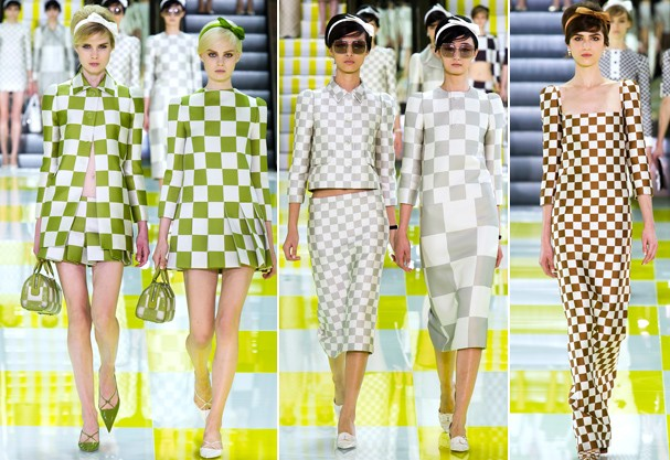 A Louis Vuitton deu start nessa história (Foto: Getty Images)