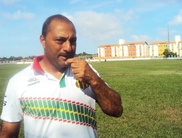 Sérgio Antunes está confiante em bom desempenho do grupo (Foto: Afonso Diniz/Globoesporte.com)