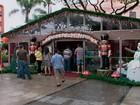 Casa do Papai Noel em Mogi pode ser visitada até dia 24