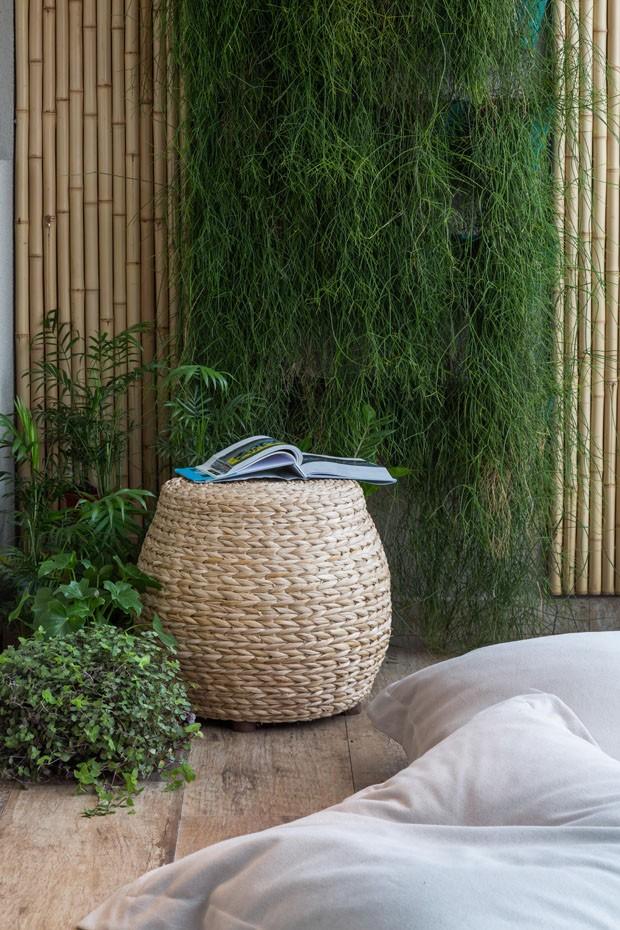 Apartamento de madeira em São Pauilo de Pedro bazani (Foto: Evelyn Muller/ divulgação)