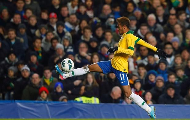 Neymar Brasil x Rússia (Foto: Reuters)