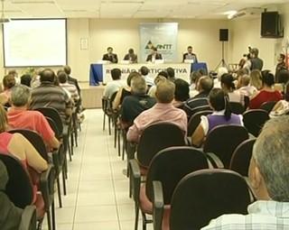 Projeto para nova pista de subida da Serra das Araras é apresentado em Volta Redonda (Foto: Reprodução RJTV 2ª Edição)