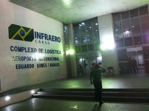 Aeroporto Internacional de Manaus, Eduardo Gomes (Foto: Marcos Dantas/G1 AM)