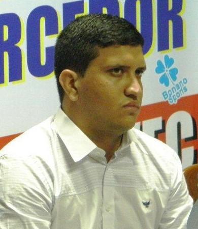 Empresário Rique Barbosa, novo gerente de futebol do Conilon (Foto: Divulgação/Conilon FC)
