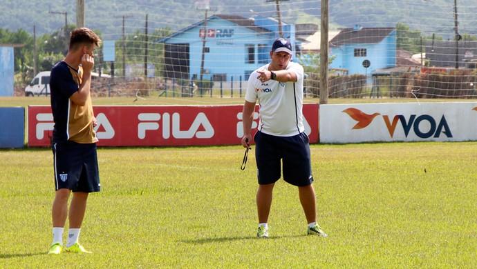 Raul Cabral Avaí (Foto: André Palma Ribeiro/Avaí F.C.)