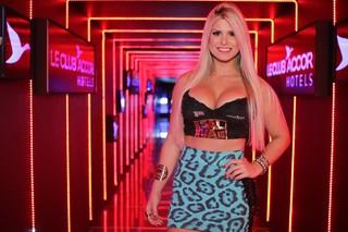 Ex-BBB Julia Nunes (Foto: Marcelo Brammer / AgNews)