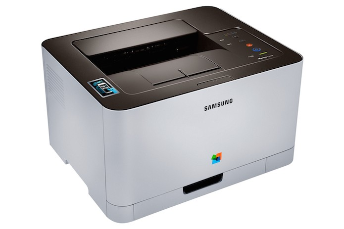 Samsung lança a primeira impressora a laser colorida e multifuncionais com NFC (Foto: Divulgação)