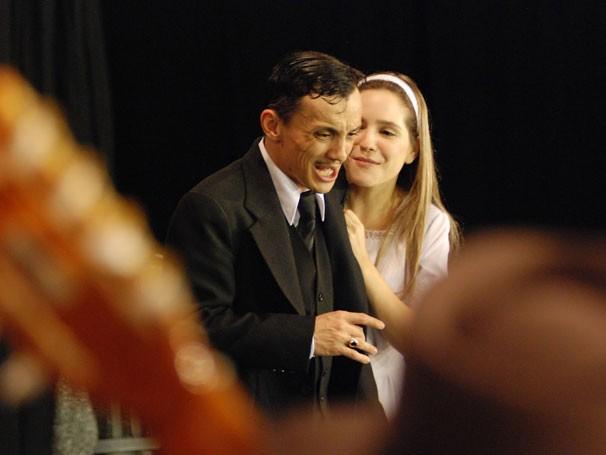 "Cena do musical ""Lamartine Babo"" (Foto: Emídio Luis )"