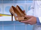 Saiba o que observar ao comprar um sapato para evitar problemas nos pés