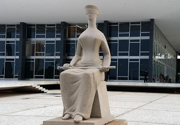 Supremo Tribunal Federal (STF) em Brasília (Foto: Valter Campanato/Agência Brasil)
