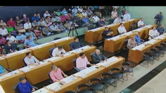 Vereadores 'novatos' eleitos em Uberlândia passam por treinamento