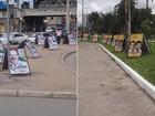 TRE-PE apreende material de campanha irregular no Grande Recife