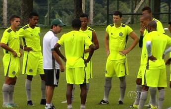 Goiás se preocupa com a bola parada, arma favorita do Atlético-GO em 2016