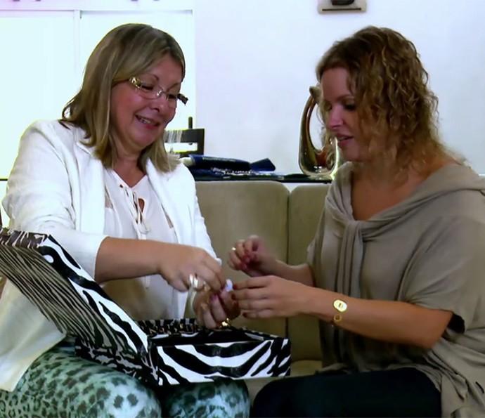 Conheça as vantagens de ser uma consultora independente de joias folheadas (Foto: TV Globo)
