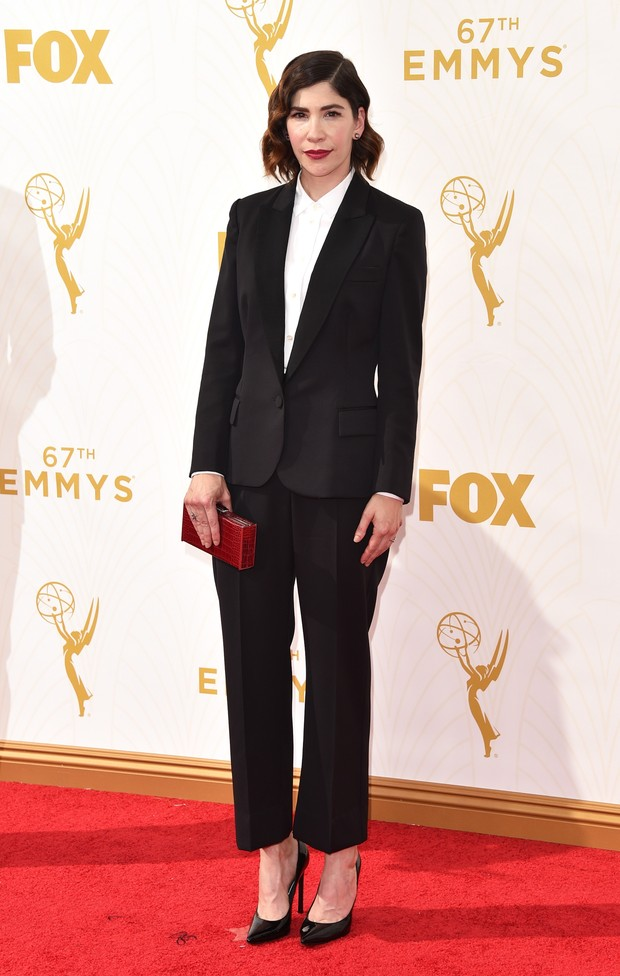 EMMY 2015 - Carrie Brownstein (Foto: Getty Images)