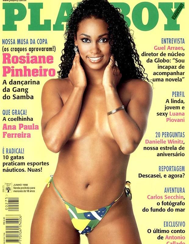 Rosiane Pinheiro (Foto: Divulgação)