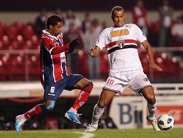 Rivaldo São Paulo x Bahia (Foto: Wagner Carmo / VIPCOMM)